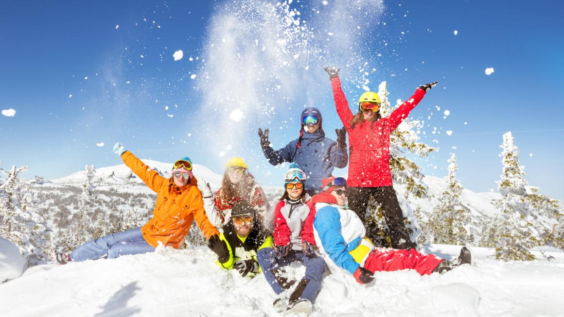 Journée ski dans les Pyrénées au départ de Toulouse skibus