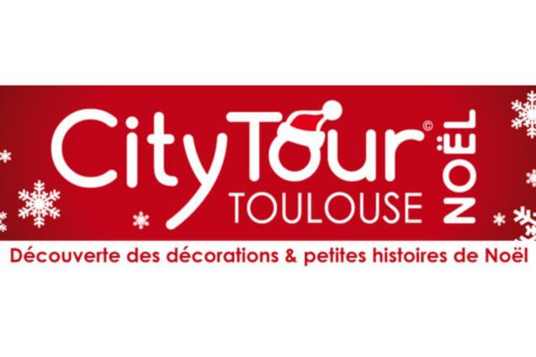 CityTour Toulouse – édition spécial Noël