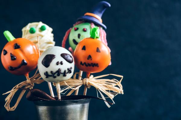 Recettes d'Halloween