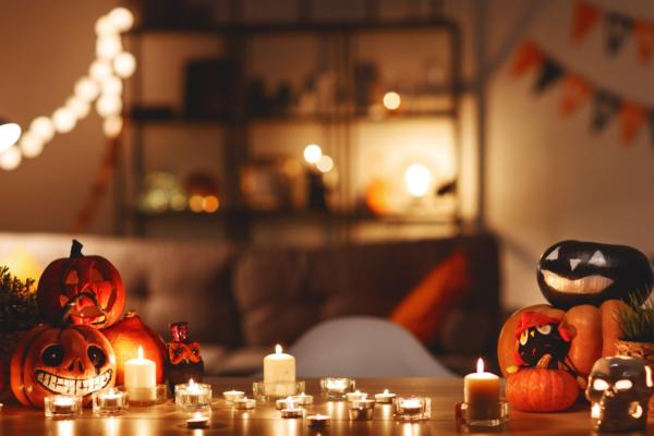 Légendes d'Halloween et Grands Frissons