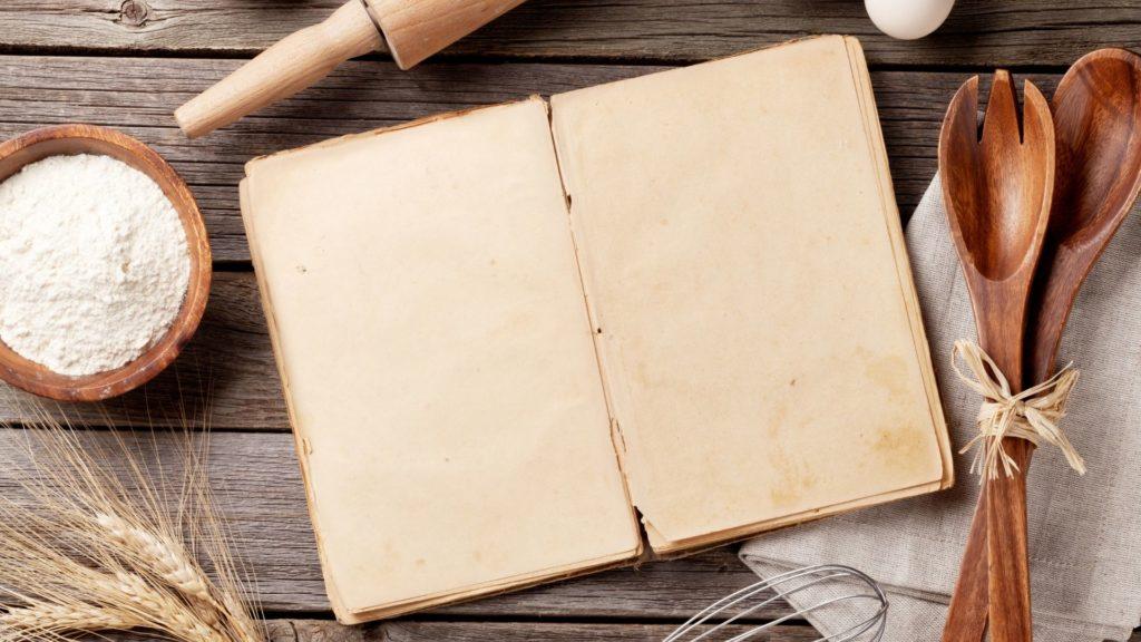 Cadeaux de dernière minute, livre de recette fait maison