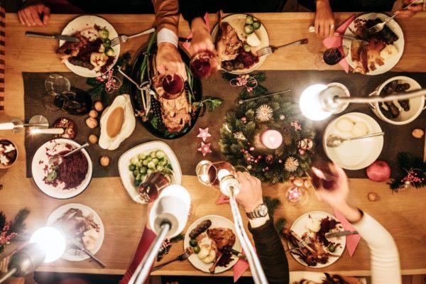 Les meilleures recettes pour vos repas de Noël